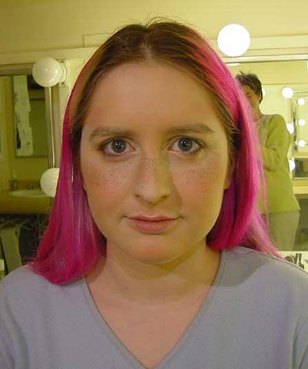 Stage Makeup Pics